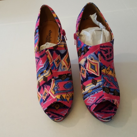 Charlotte Russe Shoes - Shoes